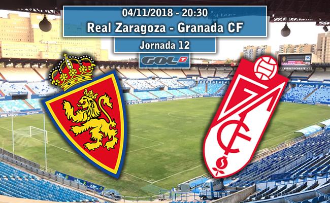 Real Zaragoza – Granada CF | La Previa