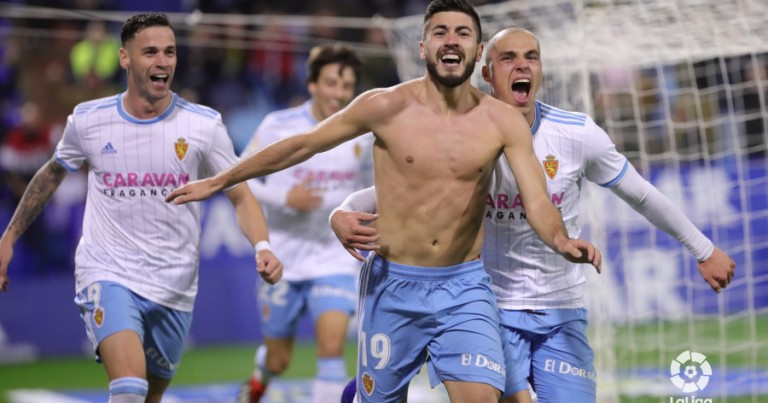 Real Zaragoza 2 – 1 Extremadura UD | Crónica