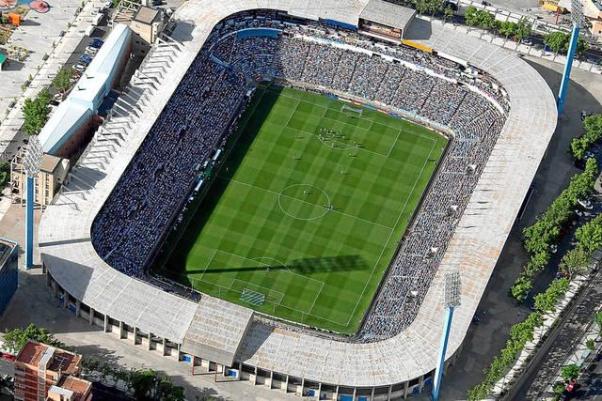 La Romareda supera los 200.000 espectadores esta temporada