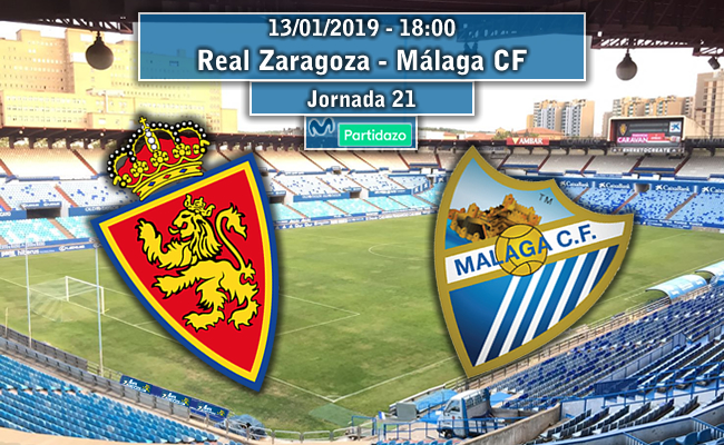 Real Zaragoza – Málaga CF | La Previa
