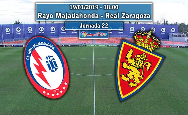 Rayo Majadahonda – Real Zaragoza | La Previa