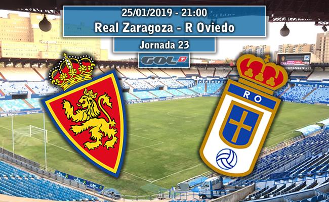 Real Zaragoza – R Oviedo | La Previa