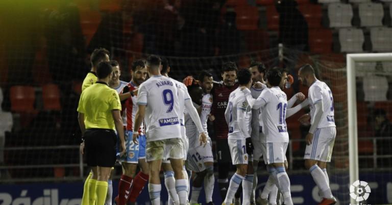 CD Lugo 1 – 2 Real Zaragoza | Crónica