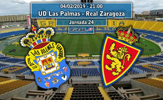 U.D. Las Palmas – Real Zaragoza   La Previa