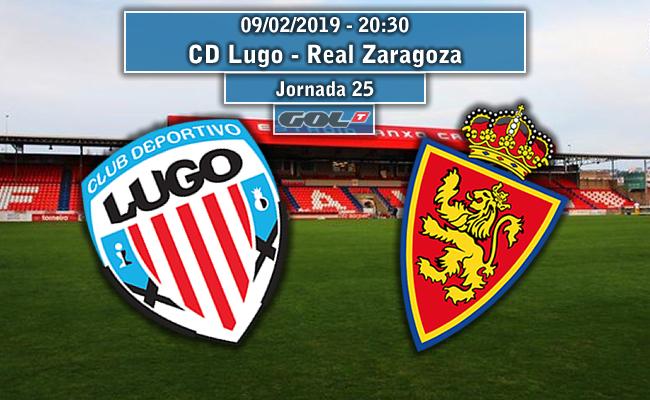 CD Lugo – Real Zaragoza   La Previa