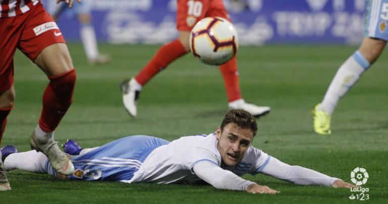 Real Zaragoza 1 – 2 UD Almería | Crónica