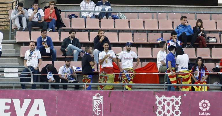 Granada CF 1 – 0 Real Zaragoza | Crónica