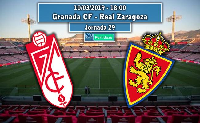 Granada CF – Real Zaragoza | La Previa