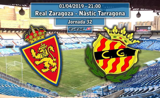 Real Zaragoza – Nastic Tarragona | La Previa