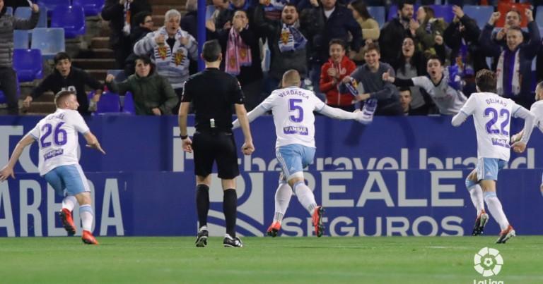 Real Zaragoza 3 – 0 Nastic Tarragona | Crónica