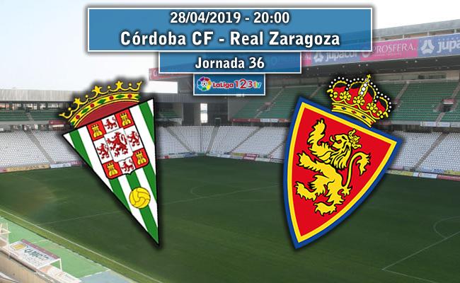 Córdoba CF  – Real Zaragoza | La Previa
