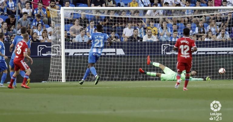 Málaga CF 3 – 1 Real Zaragoza | Crónica