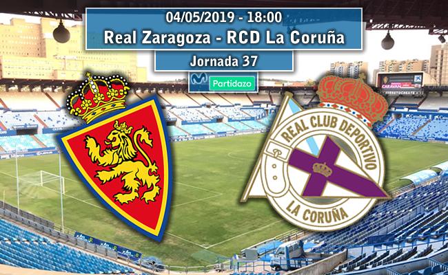 Real Zaragoza – RCD La Coruña   La Previa