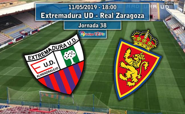 Extremadura UD – Real Zaragoza   La Previa