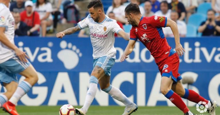 Real Zaragoza 0 – 0 CD Numancia | Crónica