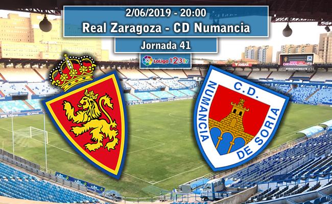 Real Zaragoza – C.D. Numancia| La Previa