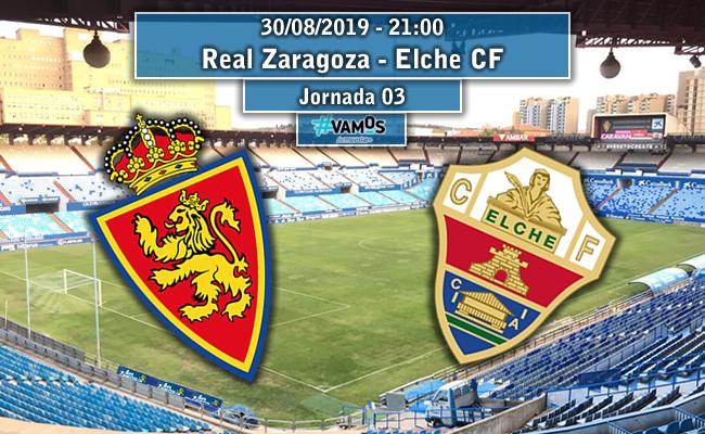 Real Zaragoza – Elche CF | La Previa