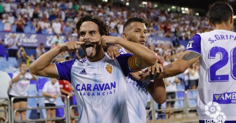 Real Zaragoza 2 – 0 CD Tenerife | Crónica