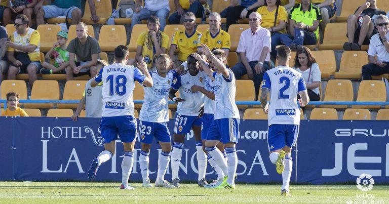 AD Alcorcón 0 – 3 Real Zaragoza | Crónica