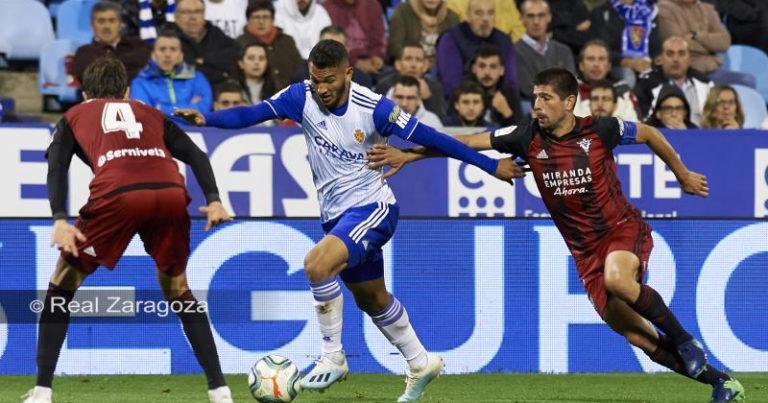 Real Zaragoza 1 – 2 CD Mirandés | Crónica