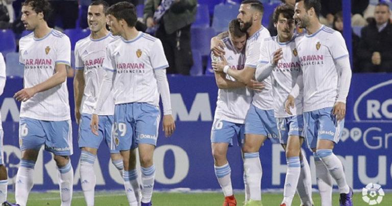 El Real Zaragoza, a recuperar su sitio en primera división
