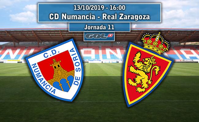 CD Numancia – Real Zaragoza   La Previa