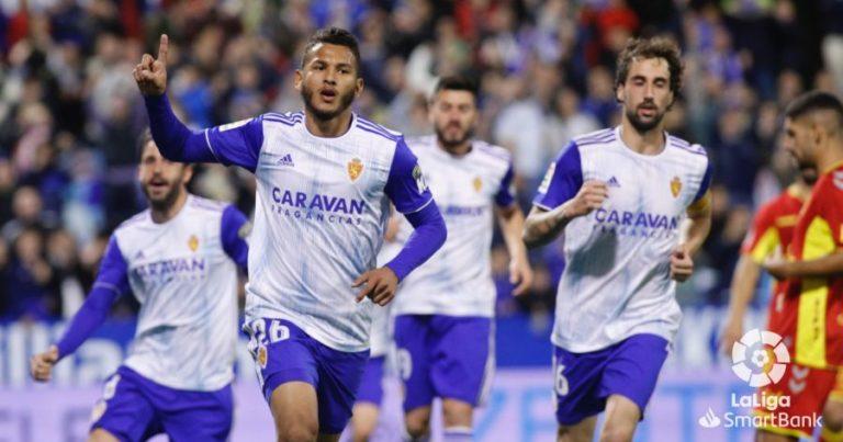 Real Zaragoza 3 – 0 UD Las Palmas | Crónica