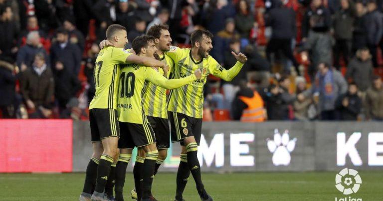 Rayo Vallecano 0 – 1 Real Zaragoza   Crónica