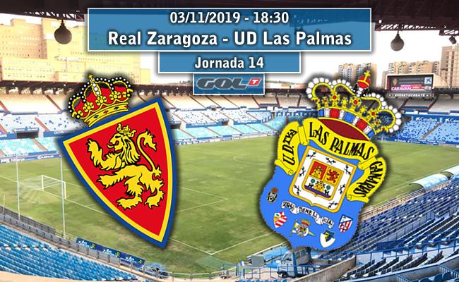 Real Zaragoza – UD Las Palmas | La Previa