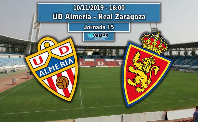 UD Almeria – Real Zaragoza | La Previa