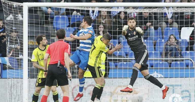 RCD La Coruña 1 – 3 Real Zaragoza | Crónica