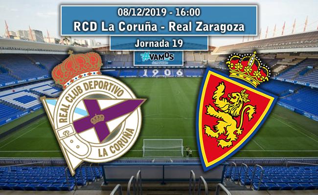 RC Deportivo Coruña – Real Zaragoza | La Previa