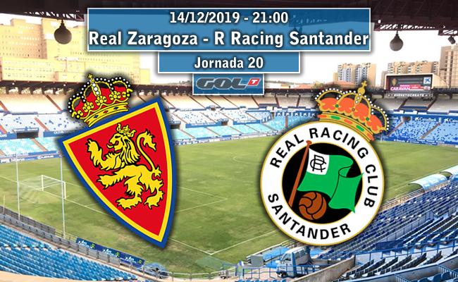 Real Zaragoza – Racing de Santander | La Previa