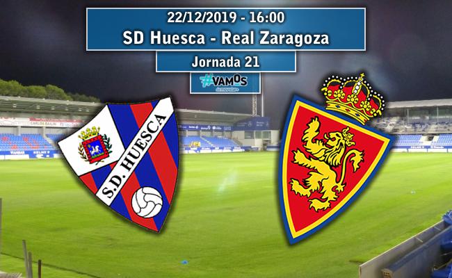 S.D. Huesca – Real Zaragoza | La Previa