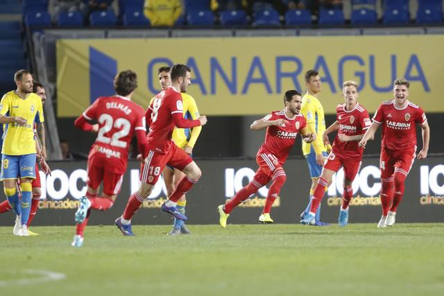 UD Las Palmas 0 – 1 Real Zaragoza | Crónica
