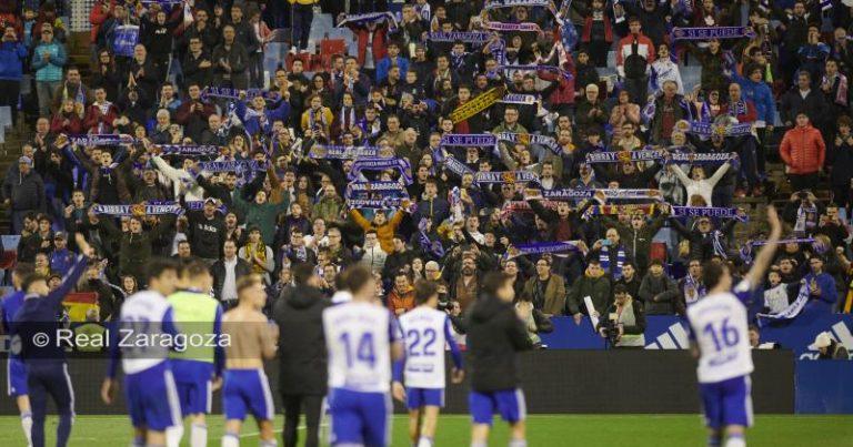 Real Zaragoza 0 – 4 R Madrid | Crónica