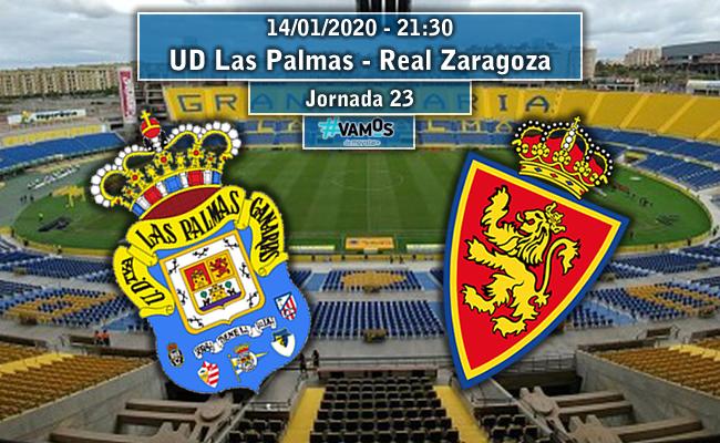 UD Las Palmas – Real Zaragoza | La Previa