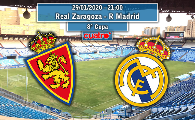 Real Zaragoza – R Madrid | La Previa