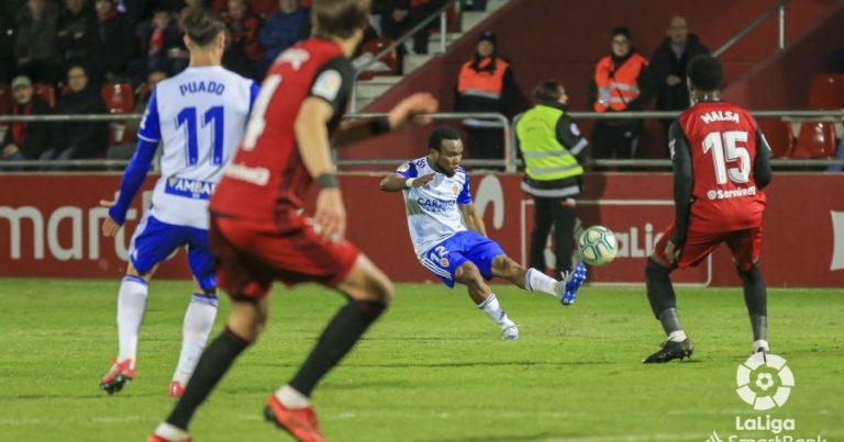 CD Mirandés 1 – 1 Real Zaragoza   Crónica