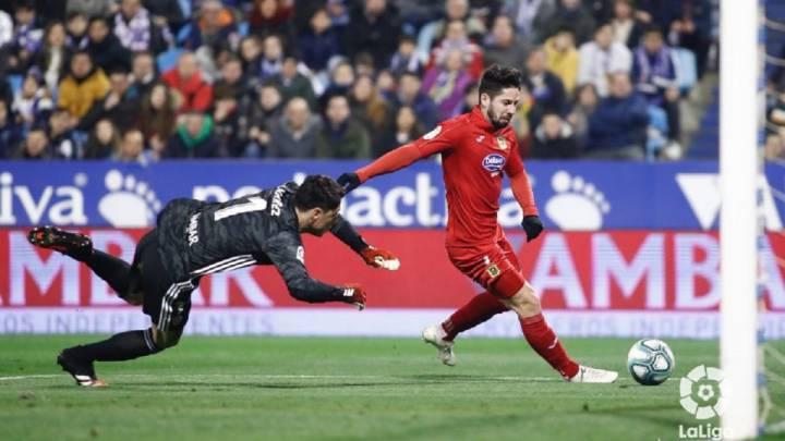 Real Zaragoza 0 – 0 CF Fuenlabrada   Crónica
