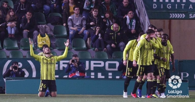 Elche CF 1 – 2 Real Zaragoza | Crónica