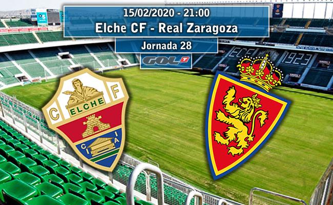 Elche CF – Real Zaragoza | La Previa