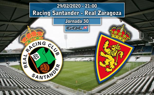 R Racing Santander – Real Zaragoza   La Previa