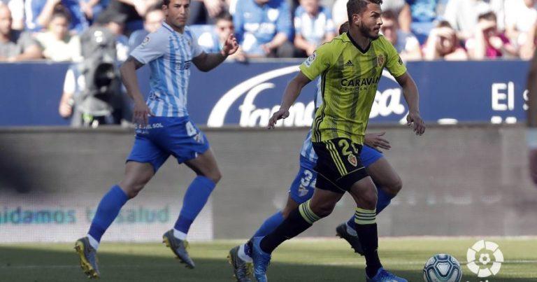 Málaga CF 0 – 1 Real Zaragoza   Crónica