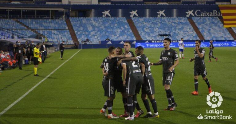 Real Zaragoza 1 – 3 AD Alcorcón | Crónica