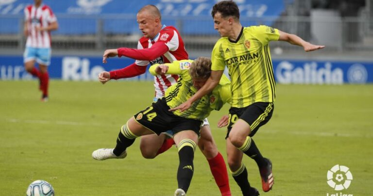 CD Lugo 1 – 3 Real Zaragoza   Crónica