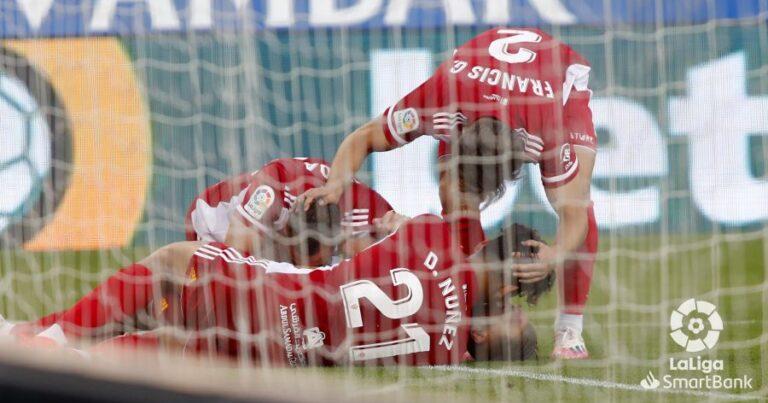 Real Zaragoza 0 – 2 UD Almería | Crónica