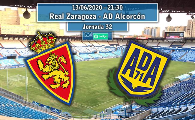 Real Zaragoza – A.D. Alcorcón | La Previa