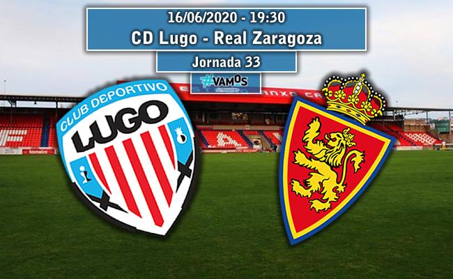 C.D. Lugo – Real Zaragoza  | La Previa