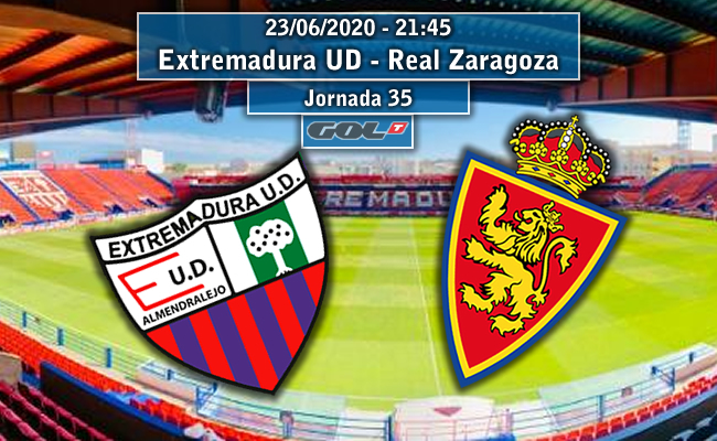 Extremadura U.D. – Real Zaragoza  | La Previa
